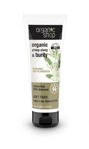 Organic Shop - Hand&Nail Cream Butter Indonesian SPA-Manicure
