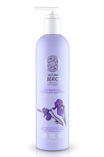 Natura Siberica - Shower Gel Anti-Stress (Firming Skin) 400ml