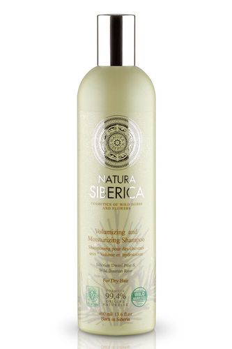 Natura Siberica - Shampoo Volume e Idratazione (Volumizing and Moisturizing)