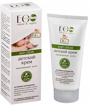 EC-Lab - Crema Idratante Baby (Baby Cream Daily Care)