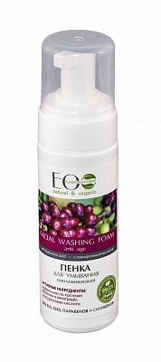 EC-Lab - Facial Washing Foam Anti-Age (Mousse Struccante Viso)