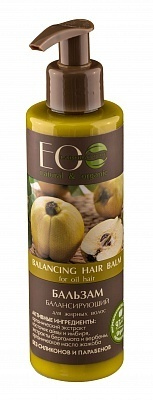 EC-Lab - Balancing Hair Balm for Oily Hair (Balsamo Capelli grassi)