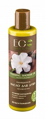 EC-Lab - Foaming Shower Oil Moisturizing (Doccia Olio con Camelia e Mango)