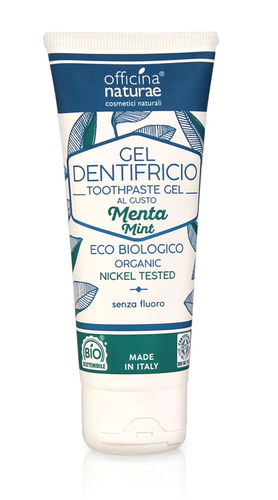 Officina Naturae - Dentifricio Naturale Menta