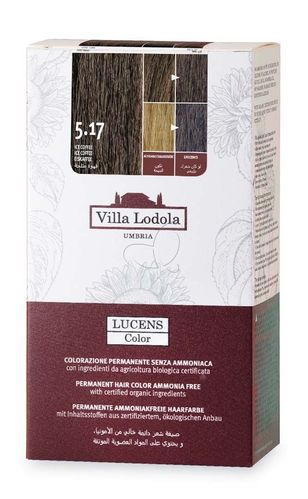 Villa Lodola - Tinta Color Lucens 5.17 Ice Coffee