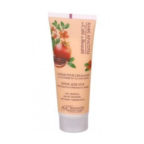 Le Café de Beauté - Hand Cream Young Skin and Soft Hands (crema mani anti-age)