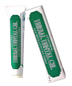 Khojati - Herbal Dental Gel all'Estratto di Neem