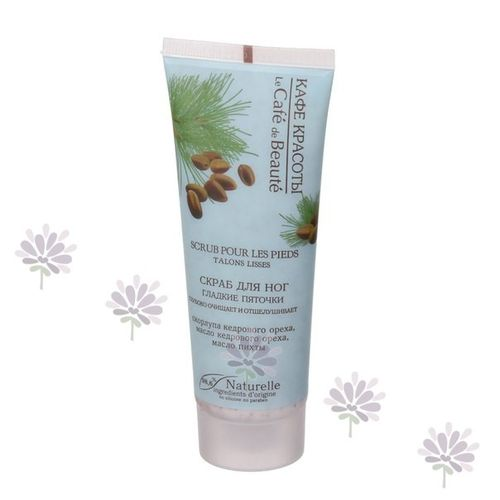 Le Café de Beauté - Foot Scrub Smooth Heels (Scrub Piedi)
