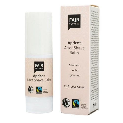Fair Squared - After Shave Balm Women Apricot