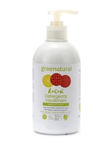 Greenatural - Detergente Viso & Mani Multivitamine ACE 500 ml