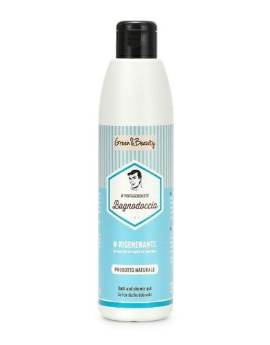 Greenatural - Bagnodoccia Man Liquirizia Rigenerante 250 ml