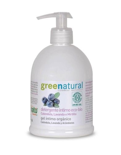 Greenatural - Detergente Intimo 500 ml
