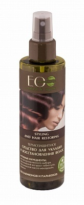EC-Lab - Hair Styling and Restoring (Spray Capelli Riparatore)  Linea Country