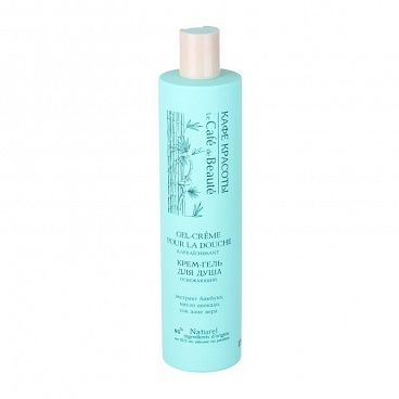Le Café de Beauté - Shower Cream Gel Refreshing al Bamboo