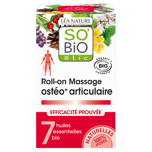 So'Bio Étic - Roll-On Massaggio Articolare Osteo+