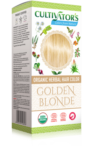 Cultivator's - Tinta Vegetale Biologica Golden Blonde