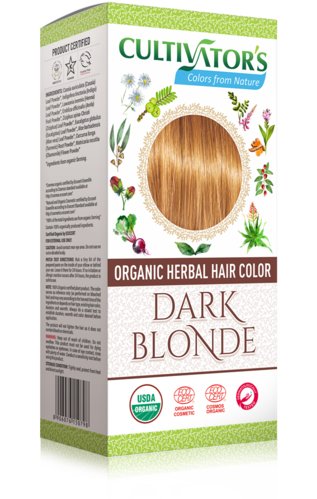 Cultivator's - Tinta Vegetale Biologica Dark Blonde