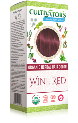 Cultivator's - Tinta Vegetale Biologica Wine Red