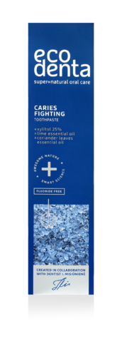 Ecodenta - Caries Fighting Toothpaste (Dentifricio Anticarie)