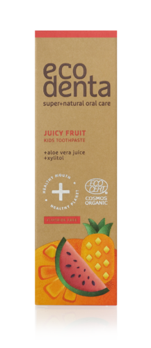 Ecodenta - Juicy Fruit Kids Toothpaste (Dentifricio Bambini Frutta)