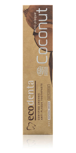 Ecodenta - Anti-plaque Toothpaste (Dentifricio Antiplacca)