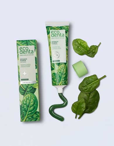 Ecodenta - Spinach Power Toothpaste (Dentifricio con Spinaci)