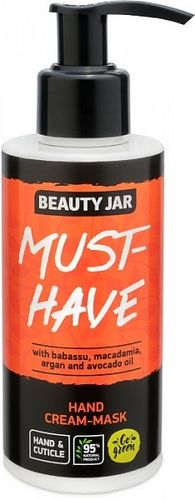 Beauty Jar - Crema Maschera Mani Must-Have 150 ml