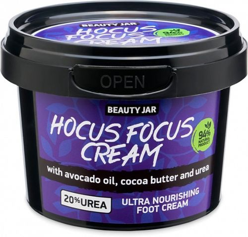 Beauty Jar - Crema Piedi Nutriente Hocus Focus Cream